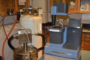 Dynamic Mechanical Analyser Q800- 3113 Gilman