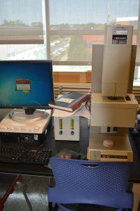 Dynamic Mechanical Analyzer- 3364 Hoover-2
