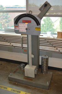 High Energy Impact testing machine- 3364 Hoover