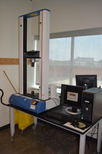 INSTRON 3367 Universal testing Machine- 3364 Hoover