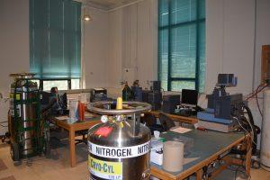 Thermal Analysis Lab- 3113 Gilman