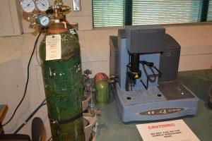 Thermogravimetric Analyser Q50- 3113 Gilman