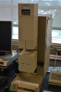Thermomechanical Analyzer- 3364 Hoover