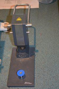 Tzero Press accessory for Thermal Analyzers- 3113 Gilman
