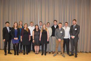 Fall 2016 Pre-Commencement graduates