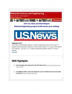 MSE Elements - September 2013